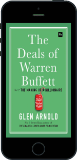 Cover of The Deals of Warren Buffett Volume 2 by Glen Arnold