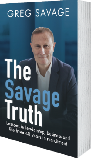 Cover of The Savage Truth by Greg Savage