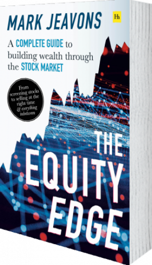 Cover of The Equity Edge by Mark Jeavons