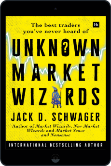 Cover of Unknown Market Wizards by Jack D. Schwager