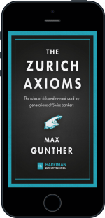 Cover of The Zurich Axioms (Harriman Definitive Edition) by Max Gunther