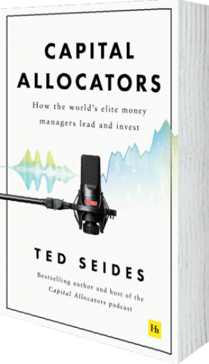 Cover of Capital Allocators by Ted Seides
