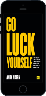 Cover of Go Luck Yourself by Andy Nairn