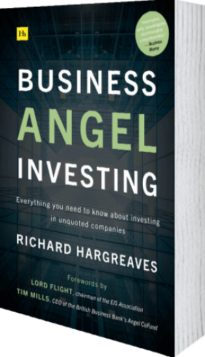 Cover of Business Angel Investing  by Richard Hargreaves