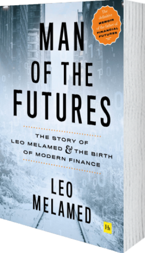 Cover of Man of the Futures by Leo Melamed