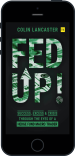 Cover of Fed Up! by Colin Lancaster