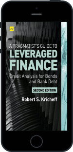 Cover of A Pragmatist's Guide to Leveraged Finance by Robert S. Kricheff