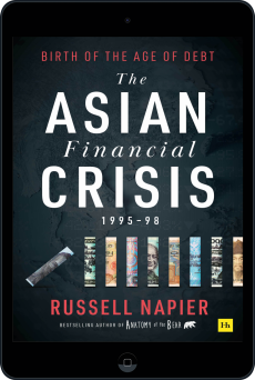 Cover of The Asian Financial Crisis 1995–98 by Russell Napier