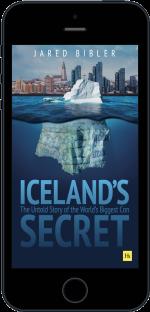 Cover of Iceland's Secret by Jared Bibler
