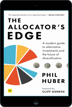 Cover of The Allocator's Edge by Phil Huber