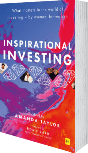 Cover of Inspirational Investing  by Amanda  Taylor