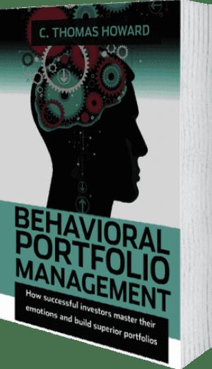 Cover of Behavioral Portfolio Management by C. Thomas Howard