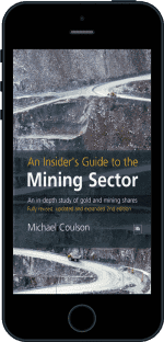 Cover of An Insider's Guide to the Mining Sector by Michael Coulson
