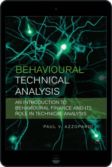 Cover of Behavioural Technical Analysis by Paul V. Azzopardi