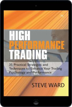 Cover of High Performance Trading by Steve Ward