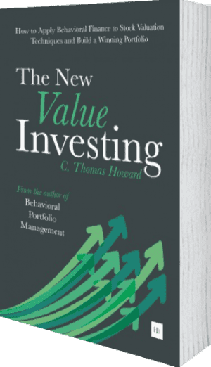 Cover of The New Value Investing by C. Thomas Howard